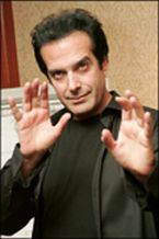 David Copperfield Foils Robbery