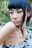 Bai Ling | On the Set of a Photoshoot in NY | October 8 | 8 pics