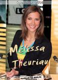 Melissa Theuriau 2006 Calendar