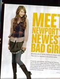 Willa Holland - (Teen Mag Dec.06, x4)