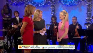Duffy � Endlessly  @ Today With Hoda and Kathy Lee  |12-09-2010| MPEG2 DD 5.1 HDTV 1080i