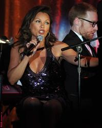 Vanessa Williams - 19th Annual A Night At Sardis (Up-skirt Shots...)