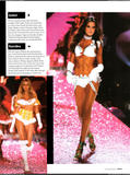 Isabel Goulart - Arena UK, March 2005