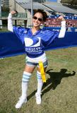 Adrienne Bailon @ DIRECTV's 3rd Annual Celebrity Beach Bowl in St. Petersburg, Florida - January 31, 2009