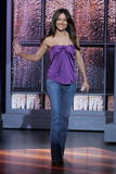 Vanessa Marcil On &quot;Last Call With Carson Daly&quot; 2005